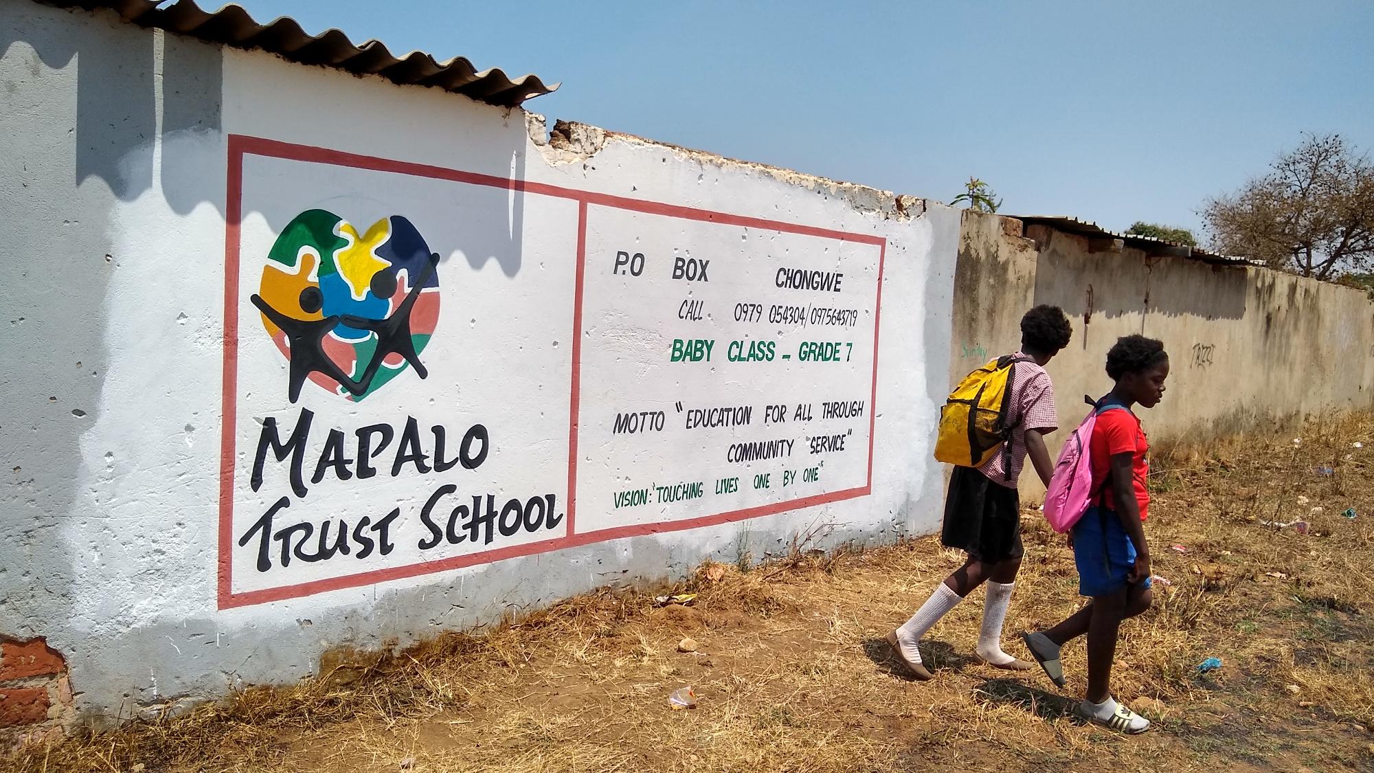 Mapalo Trust School