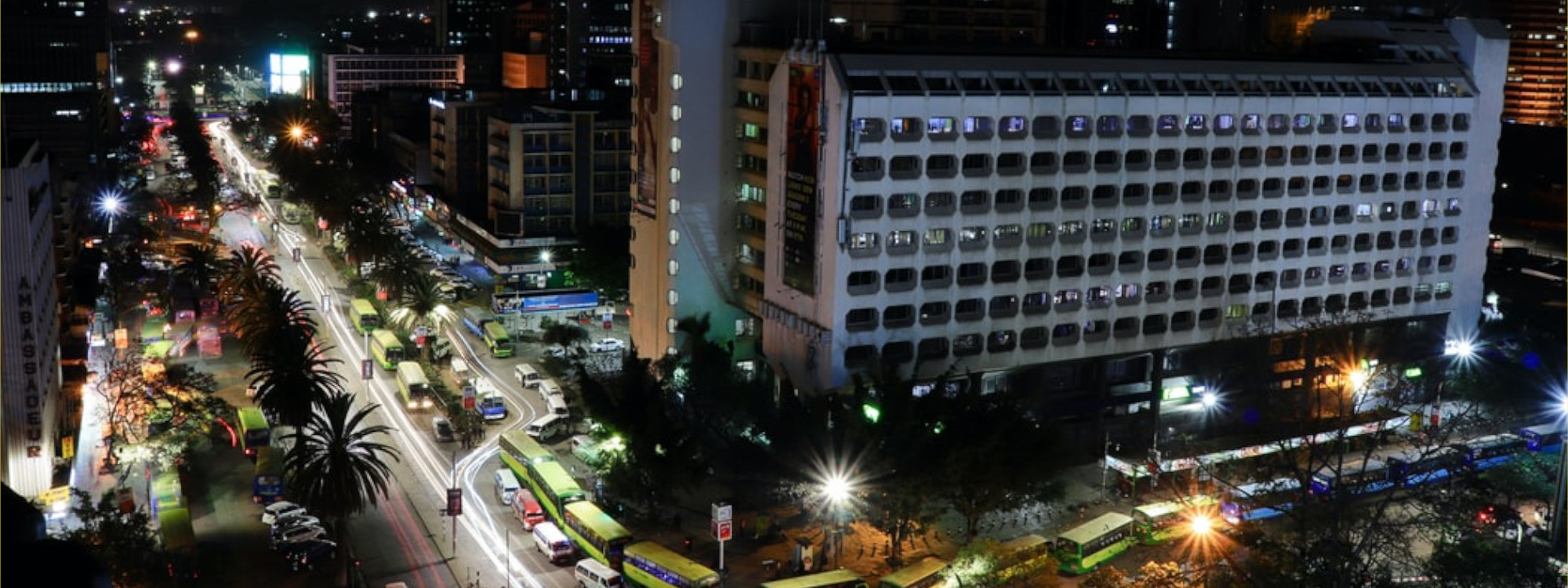 Nairobi at Night