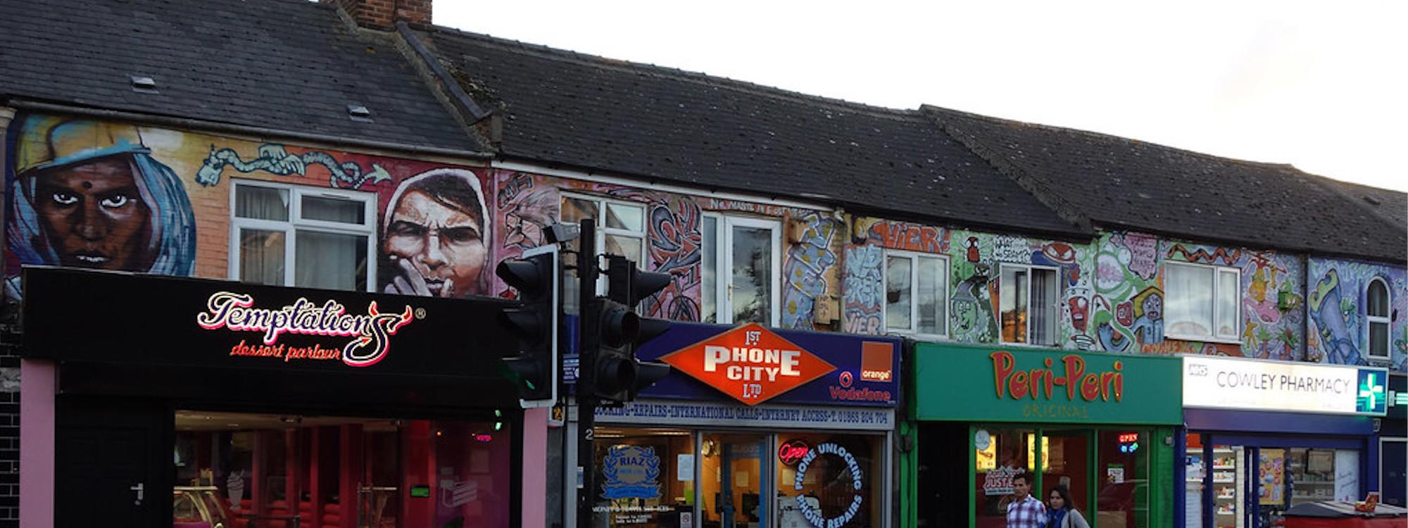 Cowley High Street