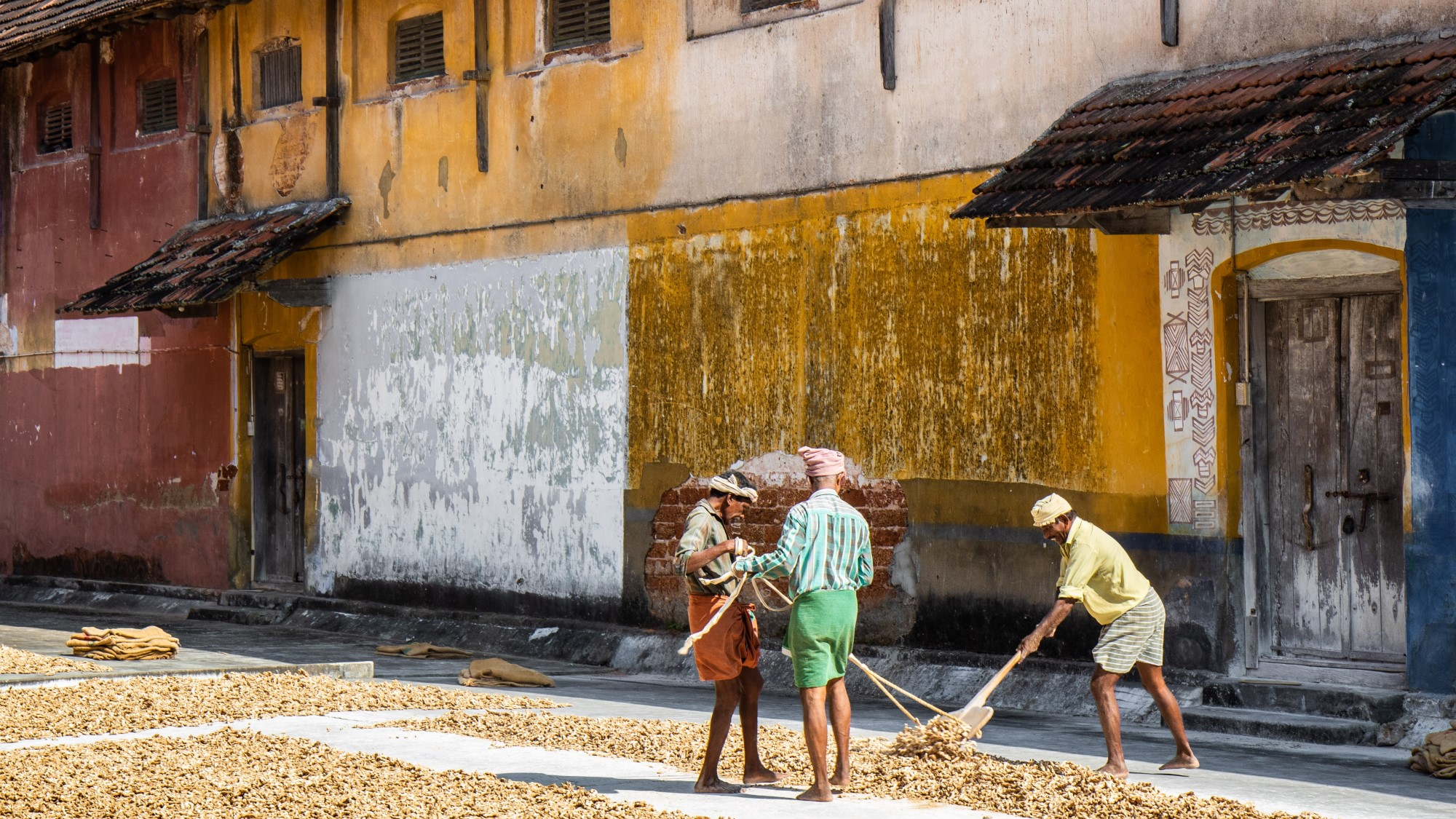 South Asia Community Projects