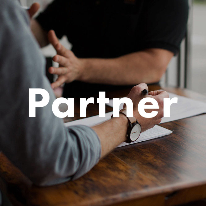 navigate to partner page